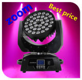 36X18W RGBWA+UV 6in1 Wash Zoom Beam LED Moving Head Light