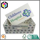 [فولّ كلور] طبعة ورق مقوّى علبة آمنة نوع طفلة صندوق