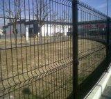 Dreieck-Maschendraht-Zaun/verbiegender Ineinander greifen-Zaun