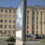 La publicité du panneau-réclame extérieur en aluminium du défilement DEL de Lightbox