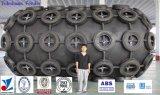 Defensa de goma de Yokohama con CCS y ABS de la BV