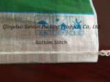 PP saco / saco tecido para embalagem Farinha de trigo de arroz