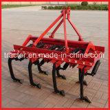 Máquina de cultivo de tractores de enganche de 3 puntos, cultivadora de granjas Ts3zt