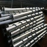 Justierbare Anker-Solarbodenschrauben-Bodenstapel mit Fabrik-Zubehör