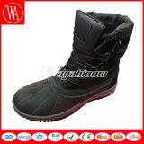Ботинки шерсти женщин высокие верхние на зима