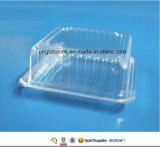 使い捨て可能なプラスチックきのこの包装の容器