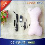 Almohadilla eléctrica de la calefacción del masaje del paño grueso y suave de la felpa para release/versión su dolor