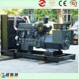 tipo silencioso jogo da energia 400V375kVA eléctrica de gerador do motor Diesel