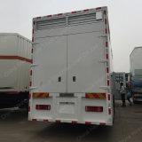 新しい大会の交通機関のためのSinotruk HOWO 4X2 20t冷却装置トラック