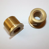 Commande numérique par ordinateur Precision Machining Brass Machinery Partie avec Surface Treatment