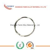 Diámetro 0.5mm 25 SWG alambre de platino al rodio Cable de termopar (tipo SP / SN)