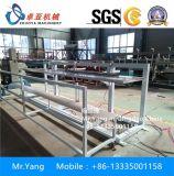 Painel de parede interior WPC / Placa de teto de PVC / Linha de produção de placas decorativas WPC