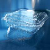 食品等級のプラスチッククラムシェルのパッキング容器