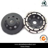 100mm Diamond Grinding Wheel para Marble/Concrete/Granite Polishing