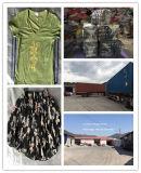 De gebruikte Kleren, de Kleding van de Hand van /Second gebruikten Kleding/Fashiong en Shinning verpakte Kleren (fcd-002) in balen