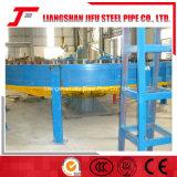 製造所を作る溶接金属の管