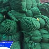 Плетение 100% Анти--Птицы зеленого цвета HDPE девственницы