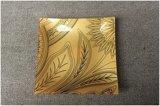 Placa Tempered do vidro de placa da fruta da placa de vidro
