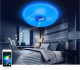 Mobiele Telefoon Bluetooth het Intelligente het Verduisteren Slimme RGB Licht van het Plafond van de Muziek om de Lamp van de Woonkamer van de Lamp van de Slaapkamer van de Leverancier van China