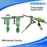 Bewegliches Pneumatic/Hand Hold Rock Drill für Secondary Crushing