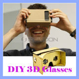HauptMount Google Three Piece Cardboard 3D Glasses Vr Toolkit Without Nfc Tag