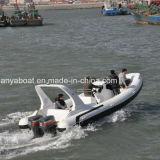 Liya 7.5m Rib Boats Manufacturers Luxury Motor Yacht Rib Boat