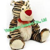 Le CE badine le tigre mou de jouet de peluche de peluche de cadeau