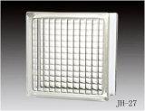 Mattone di vetro /Block della radura differente del reticolo per la casa