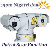 macchina fotografica del laser PTZ di sorveglianza di 20X Walterproof IR
