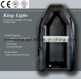 Il crogiolo gonfiabile di PVC va in automobile (kinglight 1.6-2.9m)