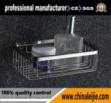 Cesta do sabão do aço inoxidável no banheiro de acessórios do banheiro de China