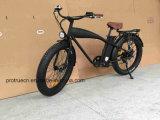 Vélo électrique de rétro gros pneu de la CE 750W avec le moteur 8fun arrière
