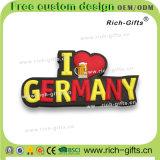Aimants personnalisés de réfrigérateur de PVC de cadeaux de promotion comme souvenir Allemagne (RC-DE)