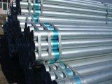Tubo sin soldadura soldado galvanizado Caliente-Sumergido del tubo de acero