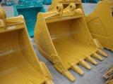 Cubeta resistente da máquina escavadora, cubeta da máquina escavadora HD
