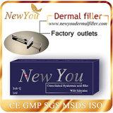 Nuevo usted llenador cutáneo del ácido hialurónico para la inyección plástica (Finelines 1.0ml)