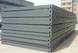 Chambre préfabriquée de conteneur de coût bas neuf de modèle de paquet plat de l'Australie de vente directe d'usine