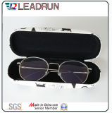 Cassa degli occhiali da sole del contenitore di occhiali e cassa dello spettacolo di caso di Eyewear (HX453)