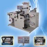 Máquina que corta con tintas del papel de etiqueta adhesiva Rtq-420 y que raja rotatoria