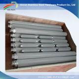 Fábrica envuelta del tubo filtrante de acoplamiento de alambre