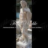 Marmeren Standbeeld Mej.-291 van het Calcium van het Standbeeld van het Graniet van het Standbeeld van de Steen van het Standbeeld Antiek
