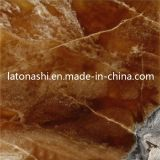 Construction Decorationのための割引Natural Polished Green Onyx Tile