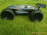 RC Off Road Truggy Electric RC Car 1/10 Scale 2.4GHz 2 Channel Transmitter Brushless