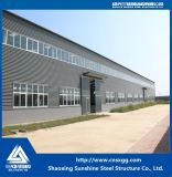 Рамка хорошего качества гальванизированная стальная для мастерской стальной структуры