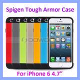 """Dünner starker Rüstungs-Kasten für iPhone 6 Rechtssache 4.7 """" Hochleistungsschutz-Deckel"""