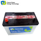 Батарея Автомобиля Батареи Mf Батареи Тележки OEM Фабрики Автоматическая (12V65ah)