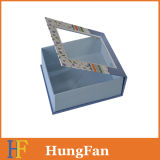 Bewegliche Pappsteifer faltbarer Papierverpackengeschenk-Kasten
