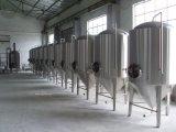 Яркая нержавеющая сталь бака 100L 200L 500L ферментера пива для заваривать