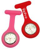Relógio de Enfermeira de Silicone Promocional Eco-Friendly