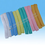 Protective Medical Disposable Nonwoven Mob Cap / Doctor Hair Nets